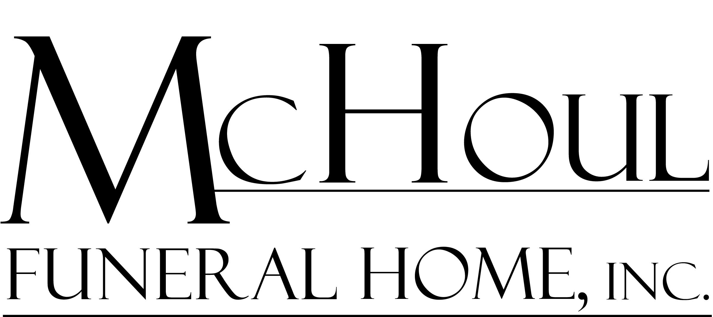 McHoul Funeral Home, Inc.